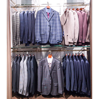TEIJIN MEN'S SHOP RACK